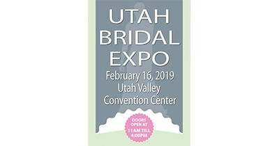 Picture of Utah Bridal Expo Logo.