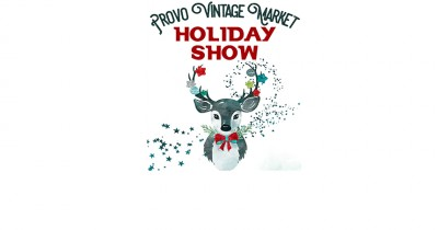 Provo Vintage Market Holiday