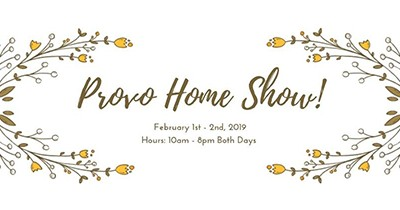Photo of Provo Home Show Logo